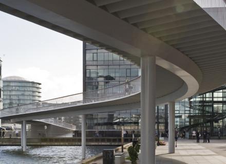 Cykelslangen - Dissel+Weitling architecture (foto: Allard de Goeij)