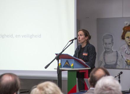 Judit Bax - foto: Huib Kooyker