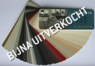 KleurenwaaierBijnaUitverkocht