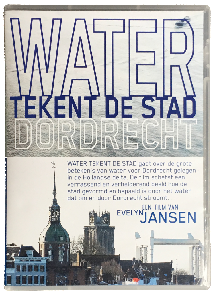 WaterTekentDeStadDVD