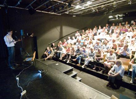 Martijn Bakker van Lingotto - foto: Allard de Goeij