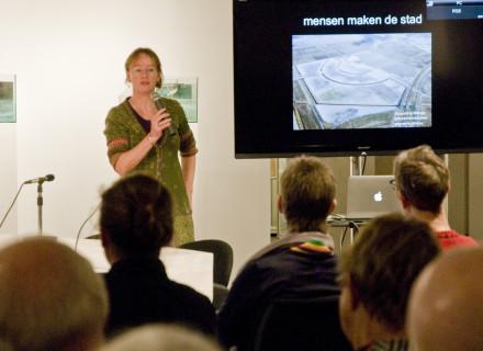 Jacqueline Tellinga - foto: Allard de Goeij