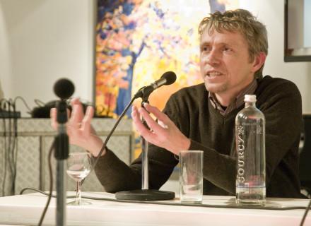 Prof. Paul Meurs - foto: Allard de Goeij
