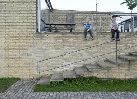Munkegardsskolen - Arne Jacobsen / Dorte Mandrup (foto: Allard de Goeij)