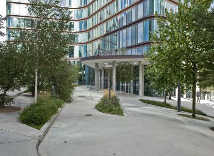 SEB Bank - Lundgaard & Tranberg / SLA (foto: Allard de Goeij)