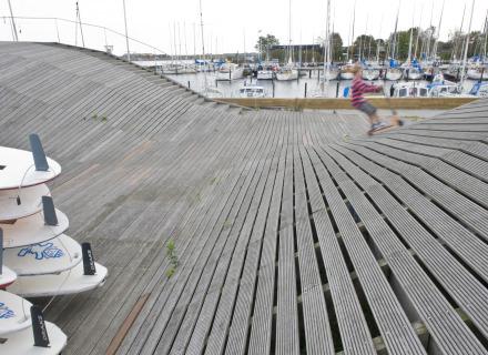 Maritime Youth House - BIG (foto: Allard de Goeij)