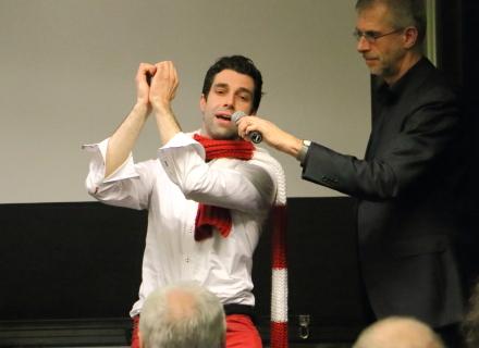 Elio Barone, foto: Allard de Goeij