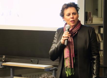 Ankie Kessler, foto: Allard de Goeij