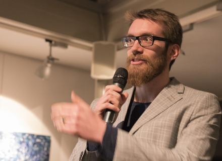 Thomas Jansen (foto: Allard de Goeij)