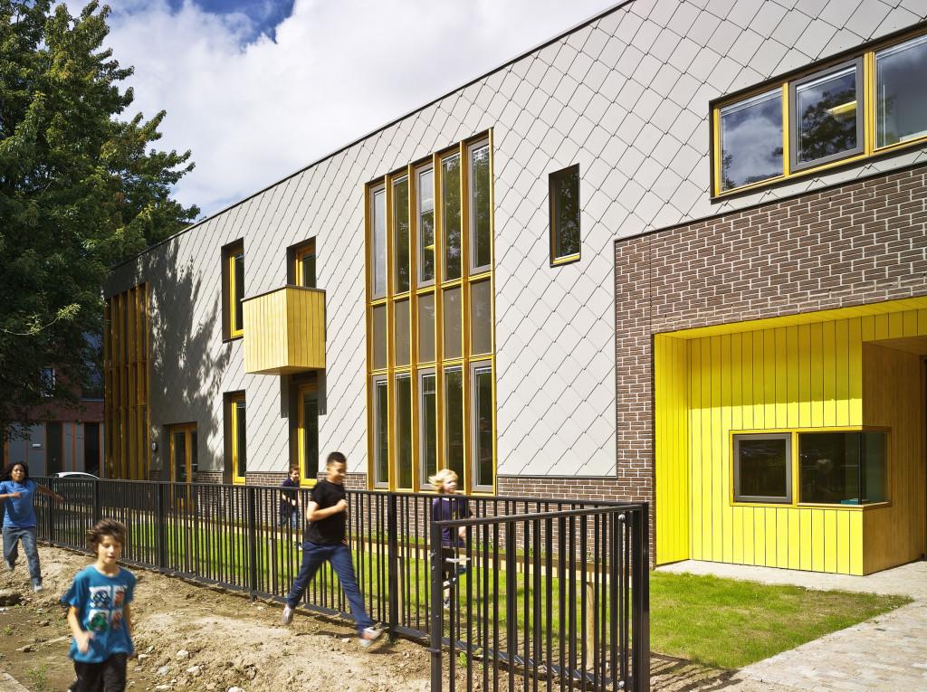 Montessori kindcentrum - Ector Hoogstad