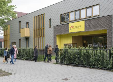 Montessori Kindcentrum Mozaiek (foto: Allard de Goeij)