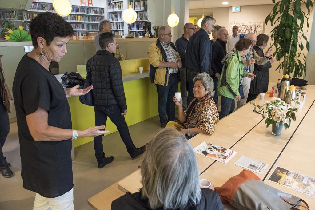 bezoek aan het Montessori Kindcentrum Mozaiek (foto: Allard de Goeij)