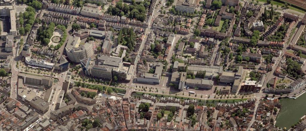 beeld: Bing Maps