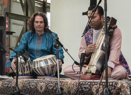 Heiko Dijker & Sabir Khan (foto: Allard de Goeij)