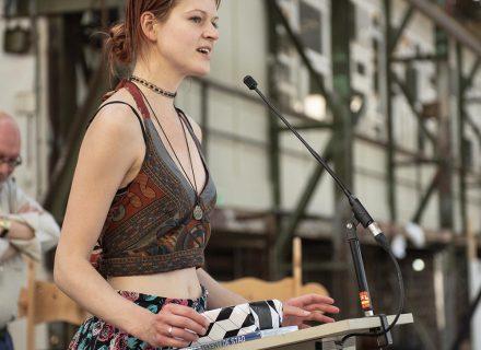 Marthe van Bronkhorst (foto: Allard de Goeij)