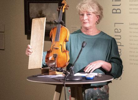 Lucienne van der Lans (foto: Allard de Goeij)