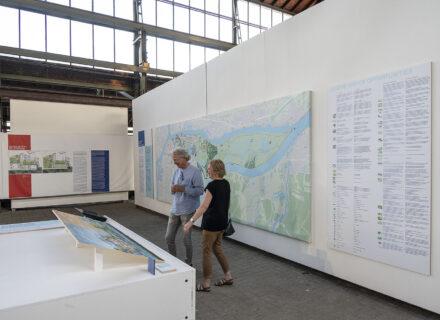 tentoonstelling 'Klaar voor De Staart' (foto: Allard de Goeij)